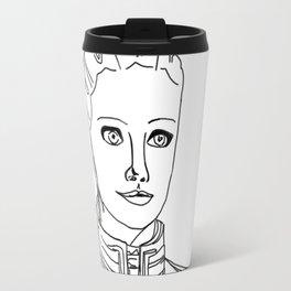 Liara T'soni Travel Mug