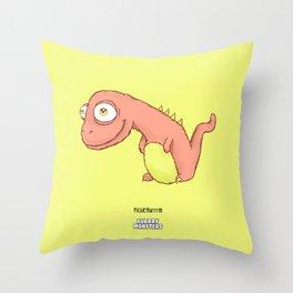 Pickleflurrrm Throw Pillow