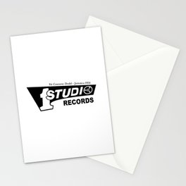 Studio One - Sir Coxsone Dodd (Common Style) Stationery Cards