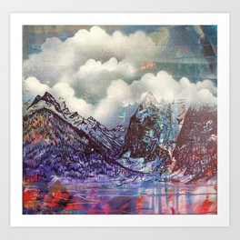 Jenny Lake Art Print