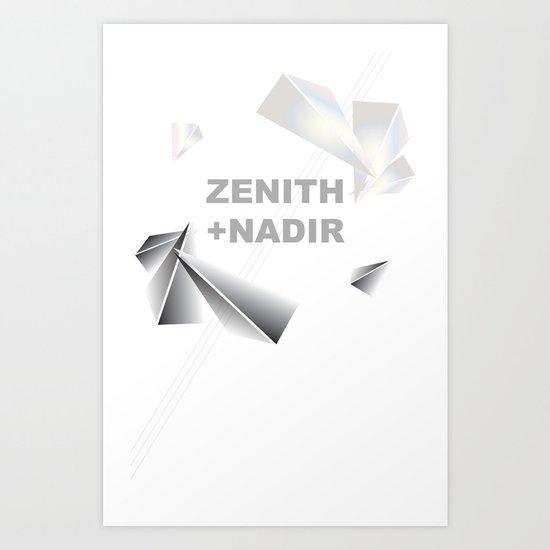 Z+N 4 Art Print
