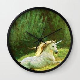 Horsey Business. Wall Clock