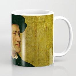 Richard Wagner (1813 – 1883) by Giuseppe Tivoli (b.1845) Coffee Mug