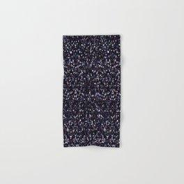 Iokasti Blue-Black Swarovski Hand & Bath Towel