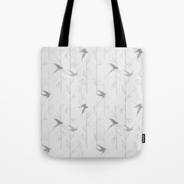Freebird Forest Tote Bag
