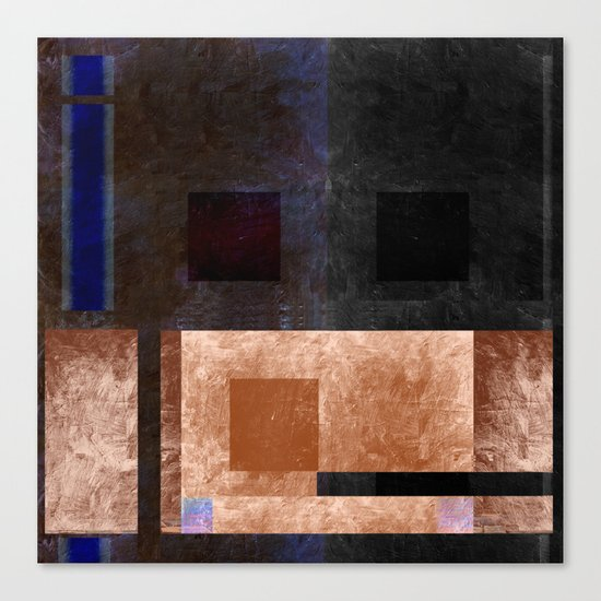 Untitled No. 1 Canvas Print