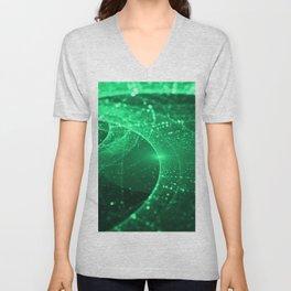 Matrix Unisex V-Neck