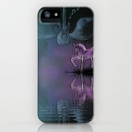 Sounds Of Freedom iPhone Case