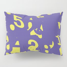 Figure Pillow Sham