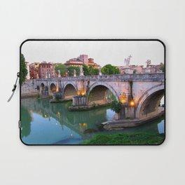 Ponte Sant'Angelo Laptop Sleeve