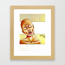 Unknow : Acrylic Painting Framed Art Print