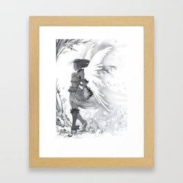 Fairy Time Framed Art Print