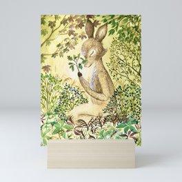 Keeper of life Mini Art Print