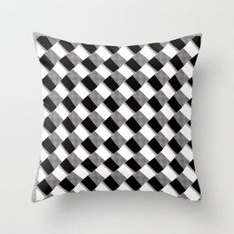 Heleni Harlequini Throw Pillow