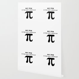 My pin is the last 4 digits of Pi Wallpaper
