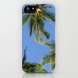 In Paradise by Mandy Ramsey iPhone Case