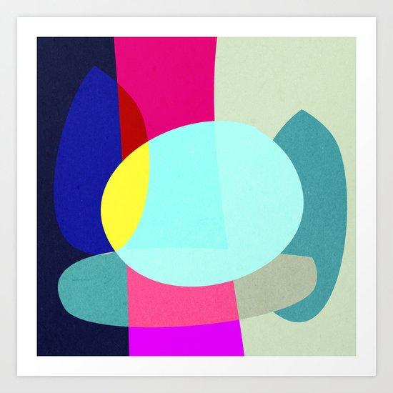 Miro Miro 03. Art Print