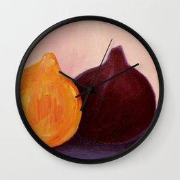Natura Morta Wall Clock
