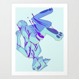 Goretober 1 Art Print