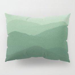 Hunter Mountain summer Pillow Sham