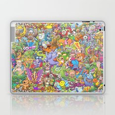 Creatures festival Laptop & iPad Skin
