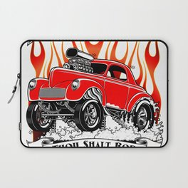 1941 WILLYS GASSER – REV1 Laptop Sleeve
