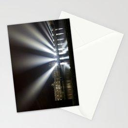Leeds Castle Laser Light Display Stationery Cards
