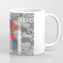 Kitty-tangle Coffee Mug