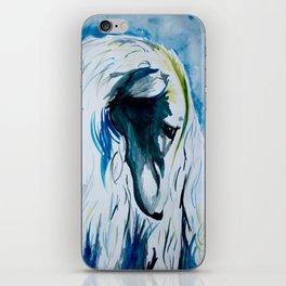 Borzoi Blues iPhone Skin