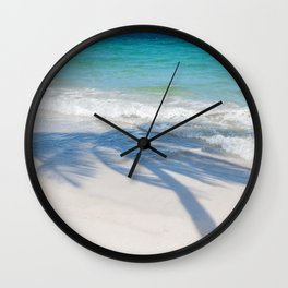 SEA TREE Wall Clock