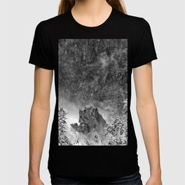 Rocks in the falls T-shirt