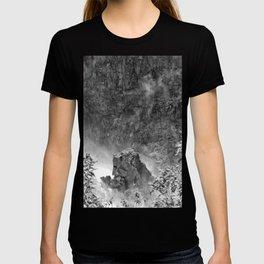 Rocks in the falls T-shirt