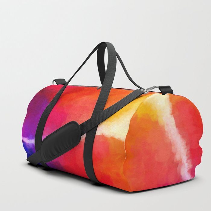 For the Love of Color Duffle Bag