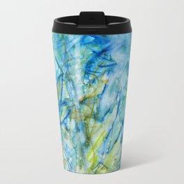 Abstract No. 244 Travel Mug