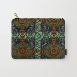 Nature Portals Pattern Carry-All Pouch