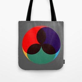 Tricolore 1 Tote Bag