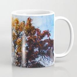 "Original Painting ""Foggy Sunrise"" Coffee Mug"