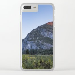The Last Bit of Light Clear iPhone Case