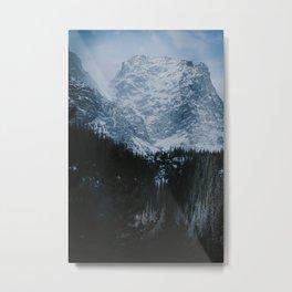 Misty Mountains 2 Metal Print