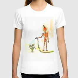 Orange Pours Some Sugar On It T-shirt