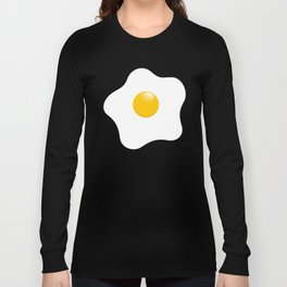 EGG tastic - the sunny side up Long Sleeve T-shirt