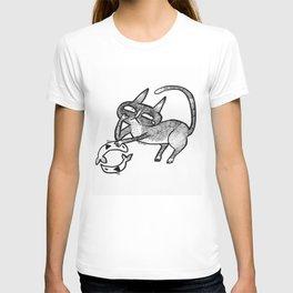 pisces kat T-shirt