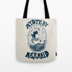 MYSTERY MERMAID Tote Bag
