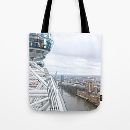 From the London eye Tote Bag
