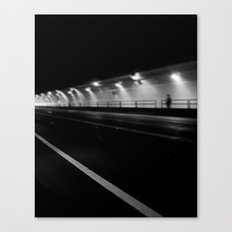 All Roads Lead to... Canvas Print