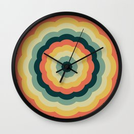 Groovey Wall Clock