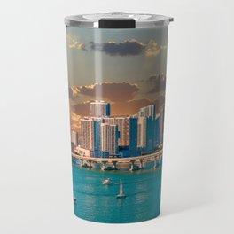 Biscayne Bay Travel Mug