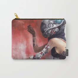 Cyborg Fantasy Carry-All Pouch