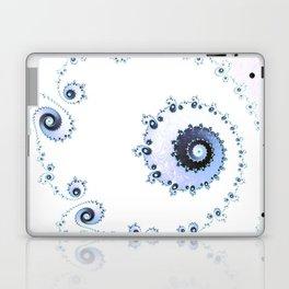 Delicate Lace - Fractal Art Laptop & iPad Skin