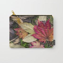 Leaf it out Carry-All Pouch